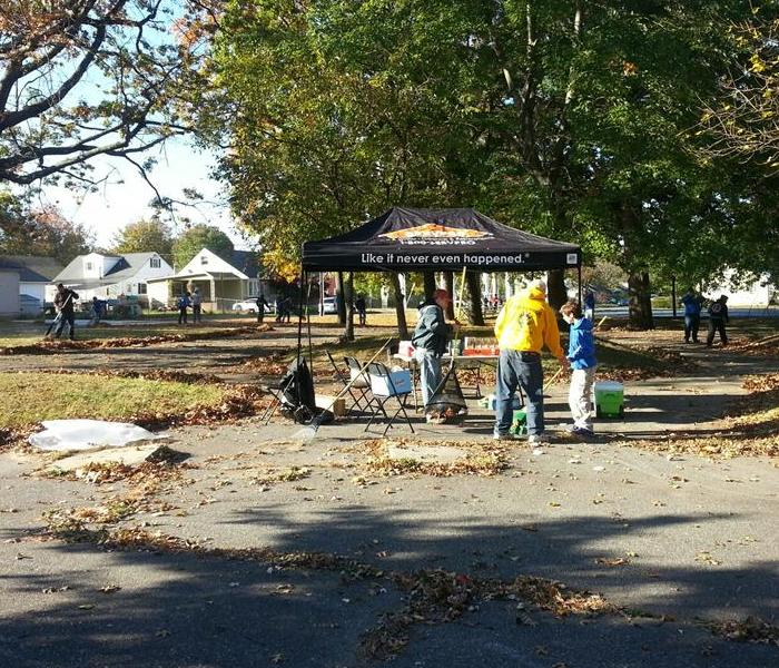 Rotary Cleanup Day - Burlington