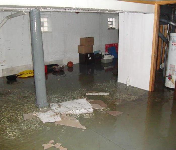 Oh No! Not Another Flooded Basement