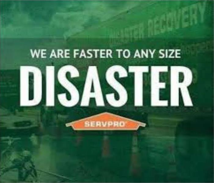 Why SERVPRO Who To Call On For All Your Restoration Needs!