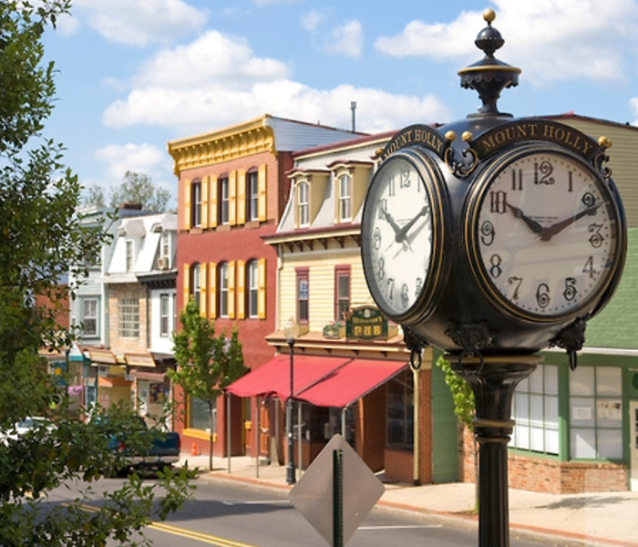 General Main Street Mount Holly Preserves History and Provides Family Entertainment
