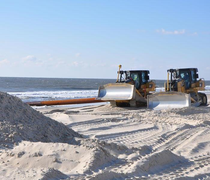 Storm Damage Jersey Shore Beaches Restored in Time for Memorial Day