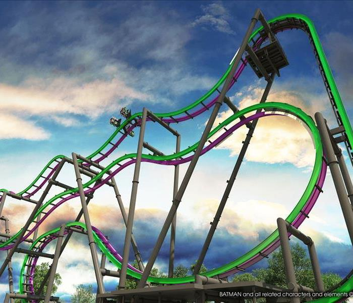 General New Rollercoaster Opens in New Jersey