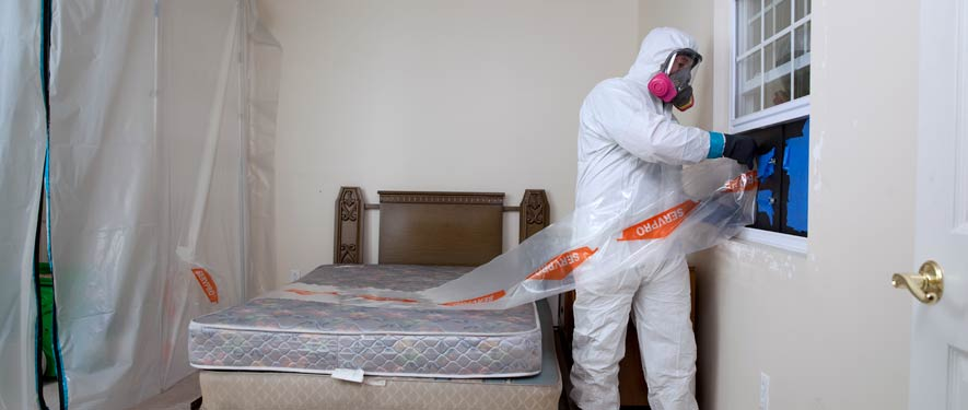 Burlington, NJ biohazard cleaning